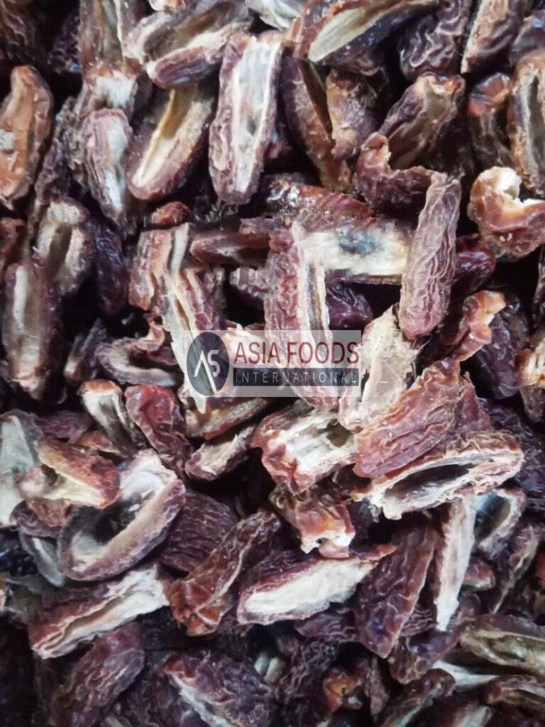 Half Cut Dry Dates Brown - Chuara