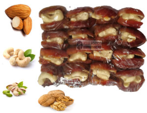 Almond Dates Supplier in Pakistan-Almond Dates-Badam Khajoor-Badam Wali Khajoor