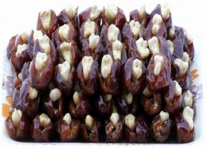 Wholesaler and Supplier Nuts Stuffed Dates in Pakistan