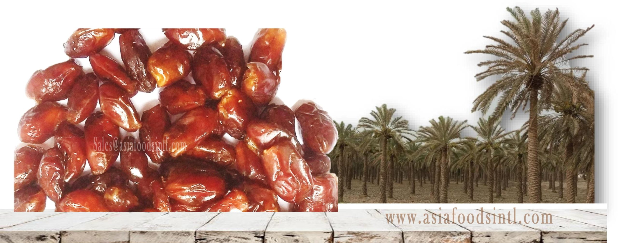 Pitted Dates -Stoned Dates -Pitted Aseel Dates