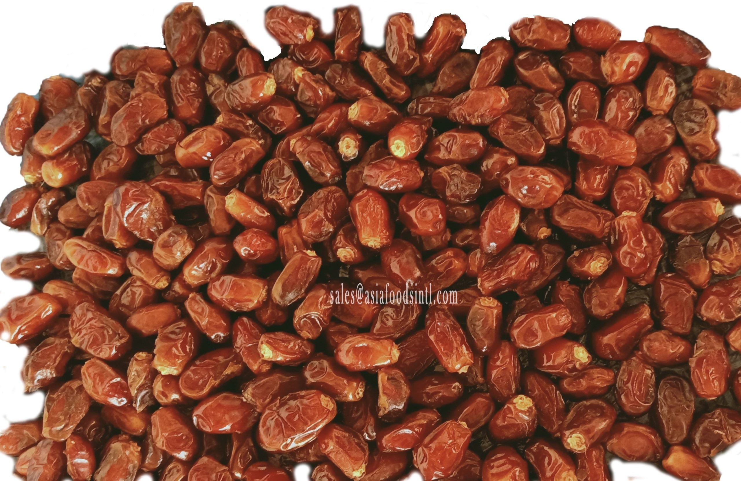 Unpitted Dates-Whole Aseel Dates