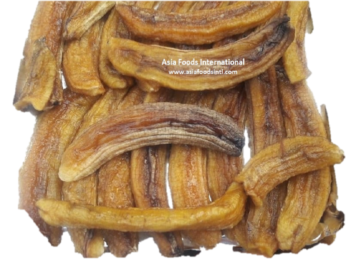 Dried Banana whole - Asia Foods International